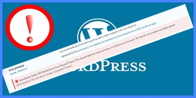 "WORDPRESS - ACTUALIZACIÓN FALLIDA: 500 INTERNAL SERVER ERROR ""CONNECTION TIMEOUT"""